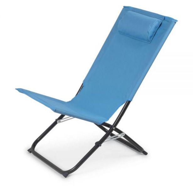 Προσφορά Αναδιπλούμενη πολυθρόνα για 14,9€