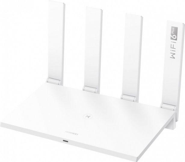 Προσφορά Router Huawei AX3 Dual Core WS7100-20 για 59,9€