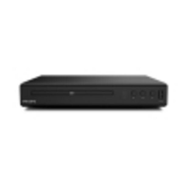 Προσφορά PHILIPS TAEP200/12 DVD PLAYER ΜΕ USB ΚΑΙ HDMI για 39,9€