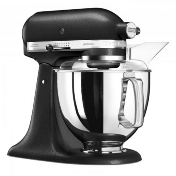 Προσφορά KitchenAid Μίξερ 4,8lt. Cast Iron black σειρά Artisan για 635€