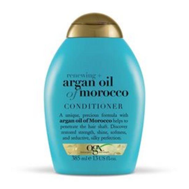 Προσφορά Conditioner με Argan Oil από το Μαρόκο για 5,53€