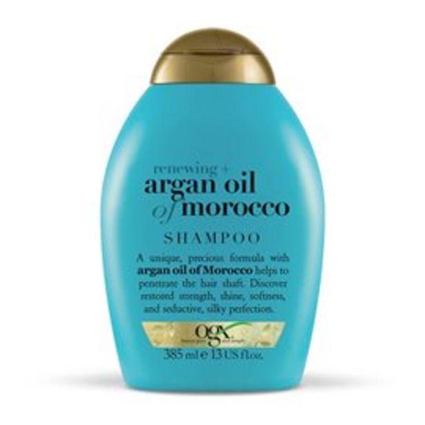Προσφορά Σαμπουάν με Argan Oil από το Μαρόκο για 5,53€
