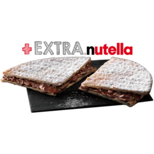 Προσφορά Choco Pie EXTRA Nutella® για 4,35€