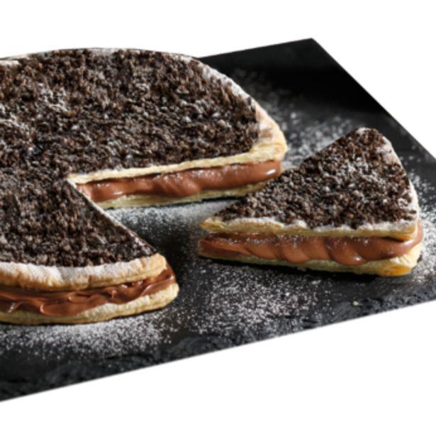 Προσφορά Choco Pizza + Μπισκότο για 7,65€