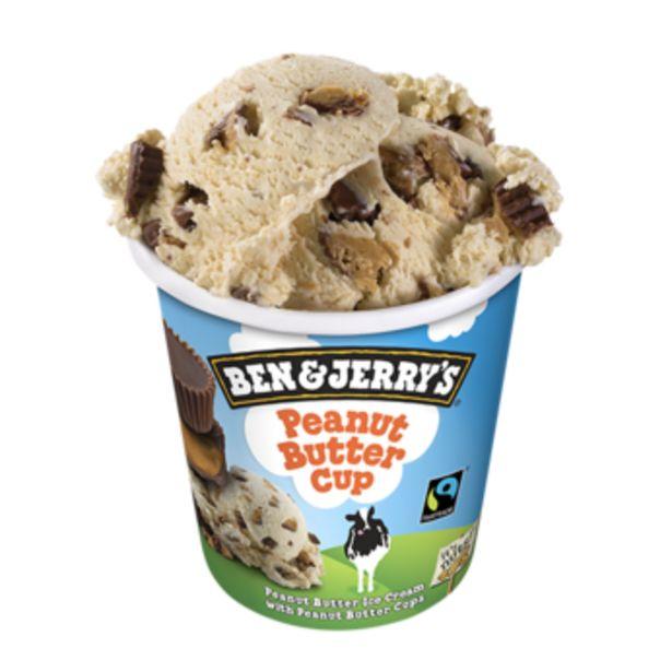 Προσφορά Ben & Jerry's (465ml) Peanut Butter για 7,95€