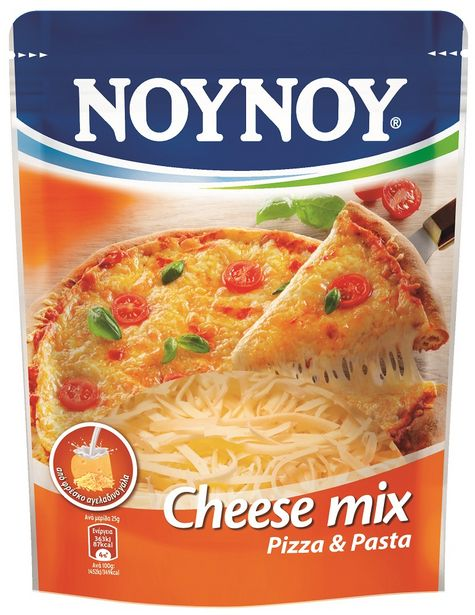 Προσφορά ΝΟΥΝΟΥ Cheese Mix Τριμμένο 200gr για 2,09€