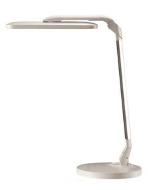 Προσφορά Φωτιστικό πορτατίφ LED 1X14,4W Λευκό USB για 49,85€