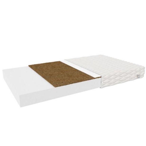 Προσφορά Στρώμα Linz Coco Foam 100 x 190 x 9 για 101,99€