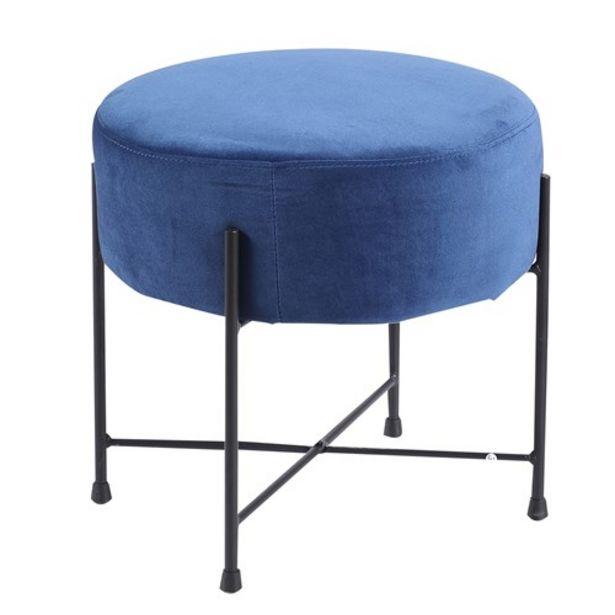 Προσφορά Σκαμπό Helga Blue για 27,99€