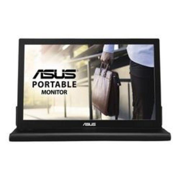 Προσφορά Asus Zenscreen Mb168b 15,6'' Portable Usb για 159€