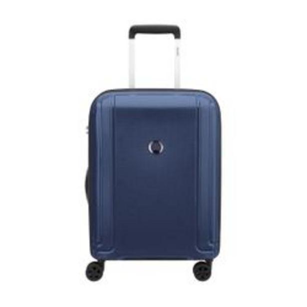 Προσφορά Delsey Καμπίνας 55x38x19cm Blue για 116,35€