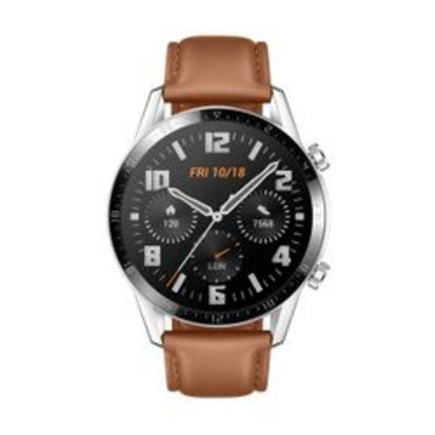 Προσφορά Huawei Watch Gt 2 Brown Leather για 149€
