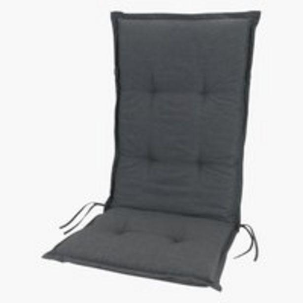 Προσφορά Μαξιλάρι γ/ανακλ.καρέκλα HOPBALLE σκ.γκρ για 25€