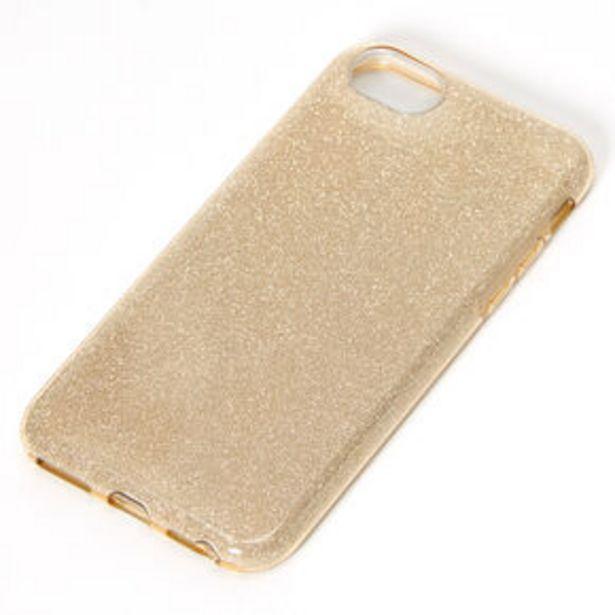 Προσφορά Gold Glitter Protective Phone Case - Fits iPhone 6/7/8/SE για 2,25€