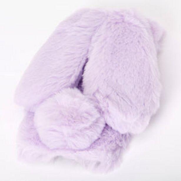 Προσφορά Purple Fur Bunny Phone Case - Fits iPhone 6/7/8/SE για 6€