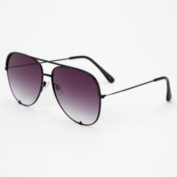 Προσφορά Faded Aviator Sunglasses - Black για 7,2€