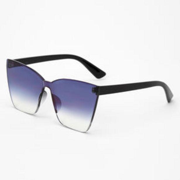 Προσφορά Faded Shield Sunglasses - Black για 8,4€