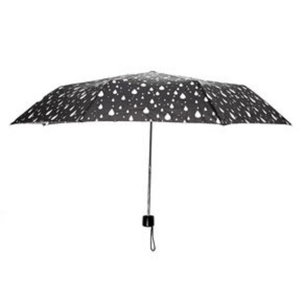 Προσφορά Rain Drops Umbrella - Black για 6€