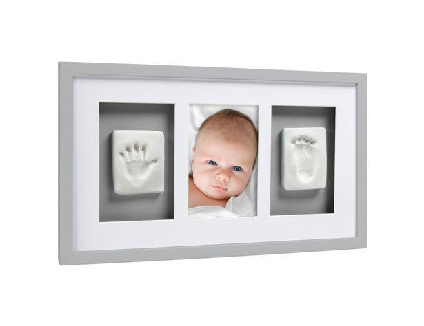 Προσφορά Pearhead Babyprints Deluxe Wall Frame Γκρι για 27,19€