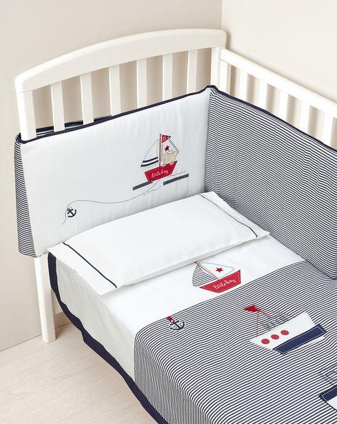 Προσφορά Σετ για Κρεβάτι New Marine 4 τεμ. για 104,99€