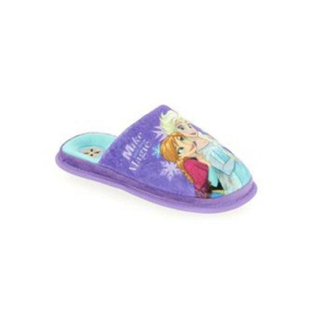 Προσφορά Παιδικές Παντόφλες Parex Frozen Μωβ για Κορίτσι για 14,63€