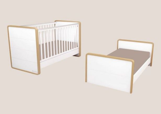 Προσφορά Casababy Κρεβάτι Venere 70X140 για 521,91€