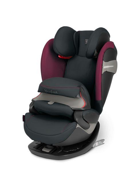 Προσφορά Cybex Κάθισμα Αυτοκινήτου Pallas S-Fix Victory Black Ferrai για 303,2€