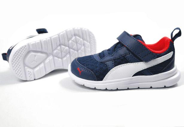 Προσφορά Αθλητικά Παπούτσια Puma 190684 Flex Essential V I Blue Μεγ.20-27 για Αγόρι για 27,99€