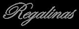 Λογότυπο Regalinas