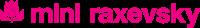 Λογότυπο Mini raxevsky