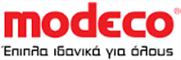 Λογότυπο Modeco