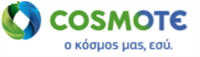 Λογότυπο Cosmote