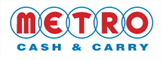 Logo METRO Cash & Carry