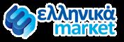 Logo ελληνικά market